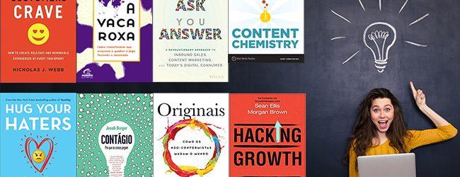 Livros de Marketing Digital para ler até 2018